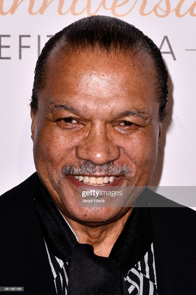 Billy Dee Williams attends the Humane Society of the United States 60th Anniversary Benefit Gala at The Beverly Hilton Hotel on March 29 2014 in...