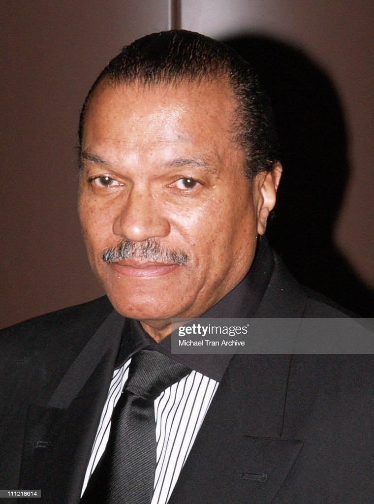 Billy Dee Williams during 16th Annual NAACP Theatre Awards Arrivals at Director's Guild of America in Los Angeles California United States