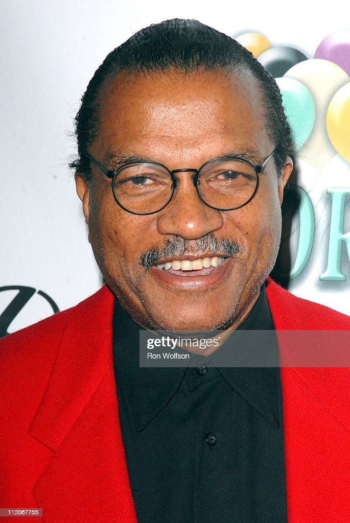 Billy Dee Williams during Cloris Leachman Celebrates 60 Years in Show Business at Fogo De Chao in Beverly Hills California United States