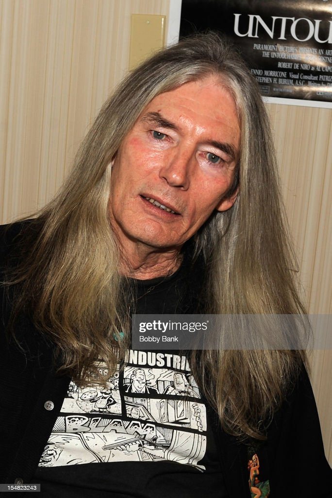 Billy Drago attends the 2012 Chiller Theatre Expo at the Sheraton Parsippany Hotel on October 26, 2012 in Parsippany, New Jersey.