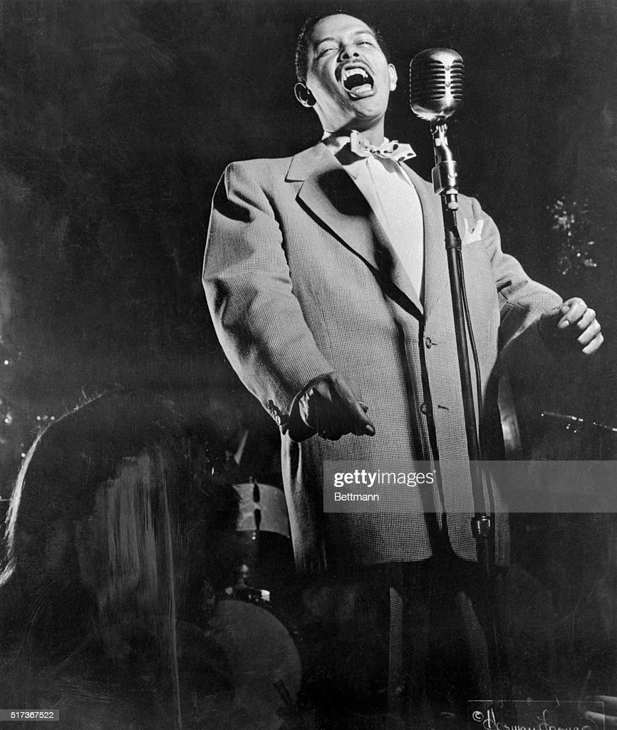 Billy Eckstine was a band leader and singer of popular music whose career started in the 1940s.