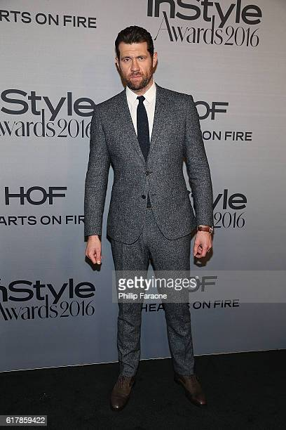 Billy Eichner attends the 2nd Annual InStyle Awards at The Getty Center on October 24 2016 in Los Angeles California