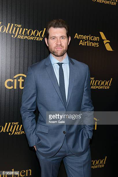 Billy Eichner attends The Hollywood Reporter's 2016 35 Most Powerful People in Media at Four Seasons Restaurant on April 6 2016 in New York City