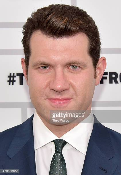 Billy Eichner attends the Turner Upfront 2015 at Madison Square Garden on May 13 2015 in New York City JPG