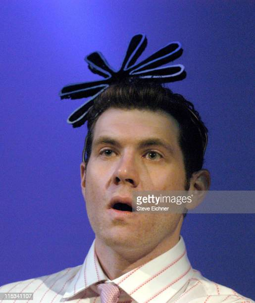 Billy Eichner during Creation Nation Presents 'Scamalot' at Ars Nova Theater in New York New York United States