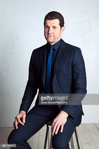 Billy Eichner is photographed at the at the 2014 PEOPLE Magazine Awards on December 18 2014 in Los Angeles California