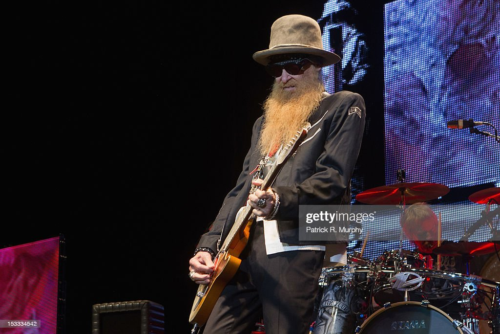 <a gi-track='captionPersonalityLinkClicked' href=/galleries/search?phrase=Billy+Gibbons&family=editorial&specificpeople=242873 ng-click='$event.stopPropagation()'>Billy Gibbons</a> and <a gi-track='captionPersonalityLinkClicked' href=/galleries/search?phrase=Frank+Beard&family=editorial&specificpeople=829937 ng-click='$event.stopPropagation()'>Frank Beard</a> of ZZ Top perform at the Akron Civic Theatre on October 3, 2012 in Akron, Ohio.