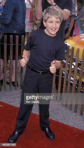 Billy Gillman attends Second Annual Teen Choice Awards on August 6 2000 at the Barker Hanger at Santa Monica Airport in Santa Monica California