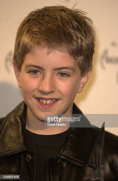 Billy Gilman during The 28th Annual American Music Awards at Shrine Auditorium in Los Angeles California United States