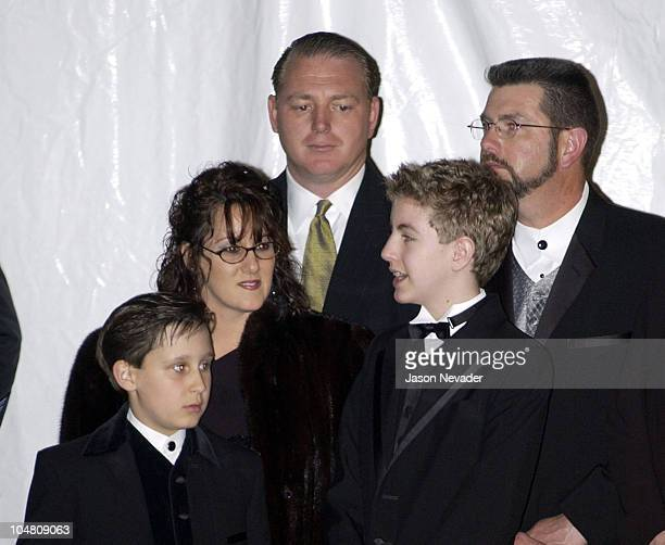 Billy Gilman during Wedding of Liza Minnelli and David Gest at The Marble Collegiate Church in New York City New York United States