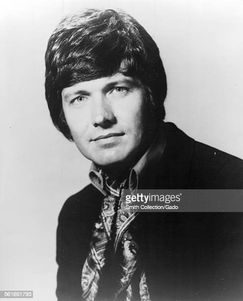 Billy Joe Royal American singer portrait 1970