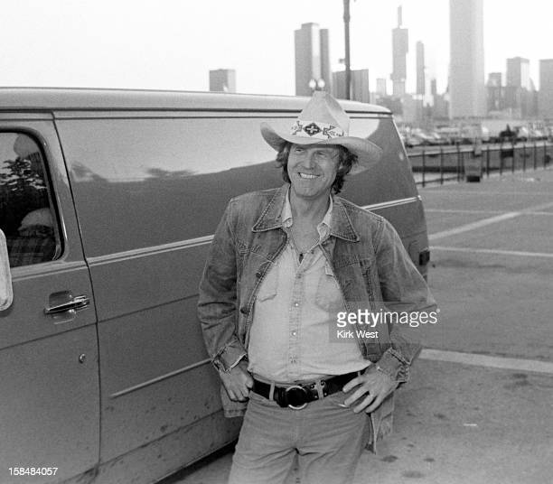 Billy Joe Shaver at Wise Fool's Pub Chicago Illinois March 23 1980