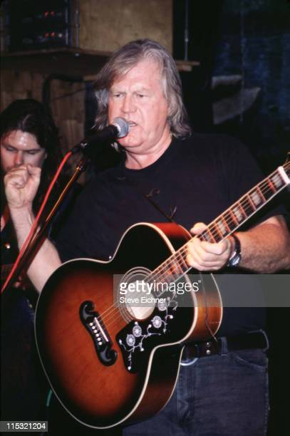 Billy Joe Shaver during Billy Joe Shaver in Concert at Wetlands 1994 at Wetlands in New York City New York United States