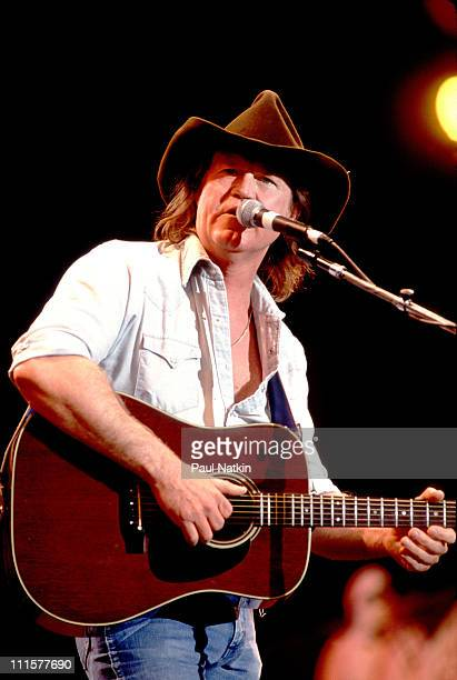 Billy Joe Shaver on 4/7/90 in Indianapolis In