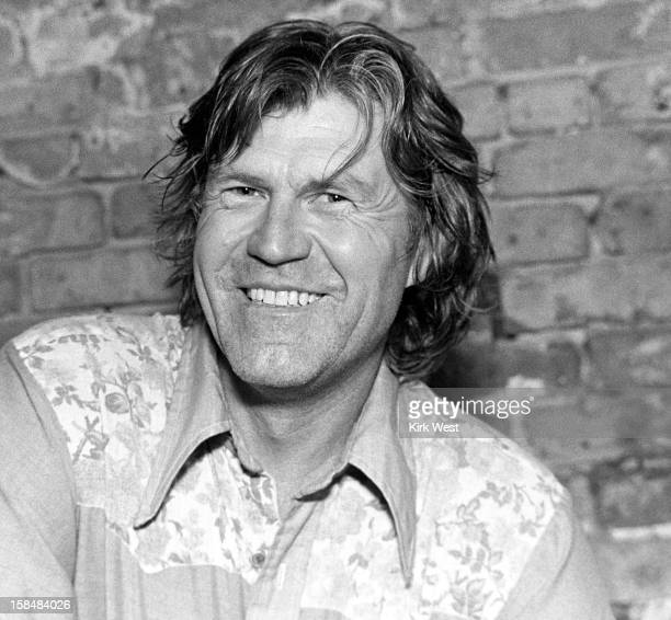 Billy Joe Shaver publicity shoot at Wise Fool's Pub Chicago Illinois March 23 1980