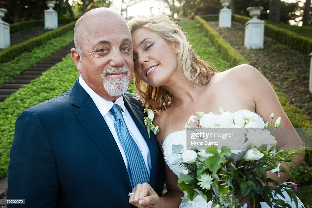<a gi-track='captionPersonalityLinkClicked' href=/galleries/search?phrase=Billy+Joel&family=editorial&specificpeople=203097 ng-click='$event.stopPropagation()'>Billy Joel</a> and <a gi-track='captionPersonalityLinkClicked' href=/galleries/search?phrase=Alexis+Roderick&family=editorial&specificpeople=8355331 ng-click='$event.stopPropagation()'>Alexis Roderick</a> tied the knot at a surprise wedding on Saturday, July 4, 2015 at their estate in Long Island. The couple surprised guests at their annual July 4th party by exchanging vows in front of their family and close friends.The intimate ceremony, which was held at Joel's estate on Long Island, was presided over by New York Governor Andrew Cuomo, 57, a longtime friend.