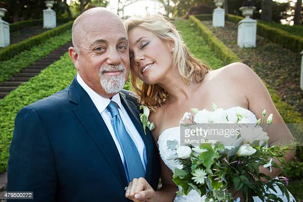 Billy Joel and Alexis Roderick tied the knot at a surprise wedding on Saturday July 4 2015 at their estate in Long Island The couple surprised guests...