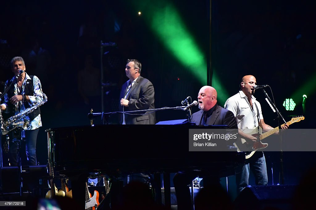 Billy Joel In Concert New York New York Photos and Images
