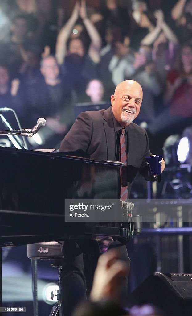 Billy Joel Getty Images