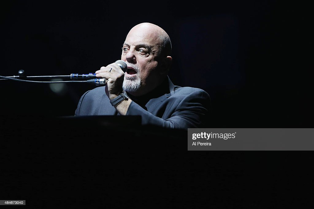 Billy Joel In Concert New York Ny Getty Images