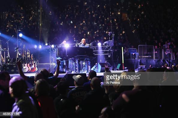 Billy Joel Stock Photos And Pictures Getty Images