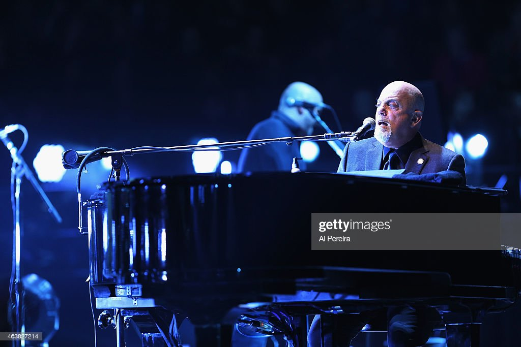 Billy Joel In Concert New York NY Photos and Images Getty Images