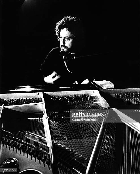 Billy Joel performs live in Amsterdam Holland in 1976