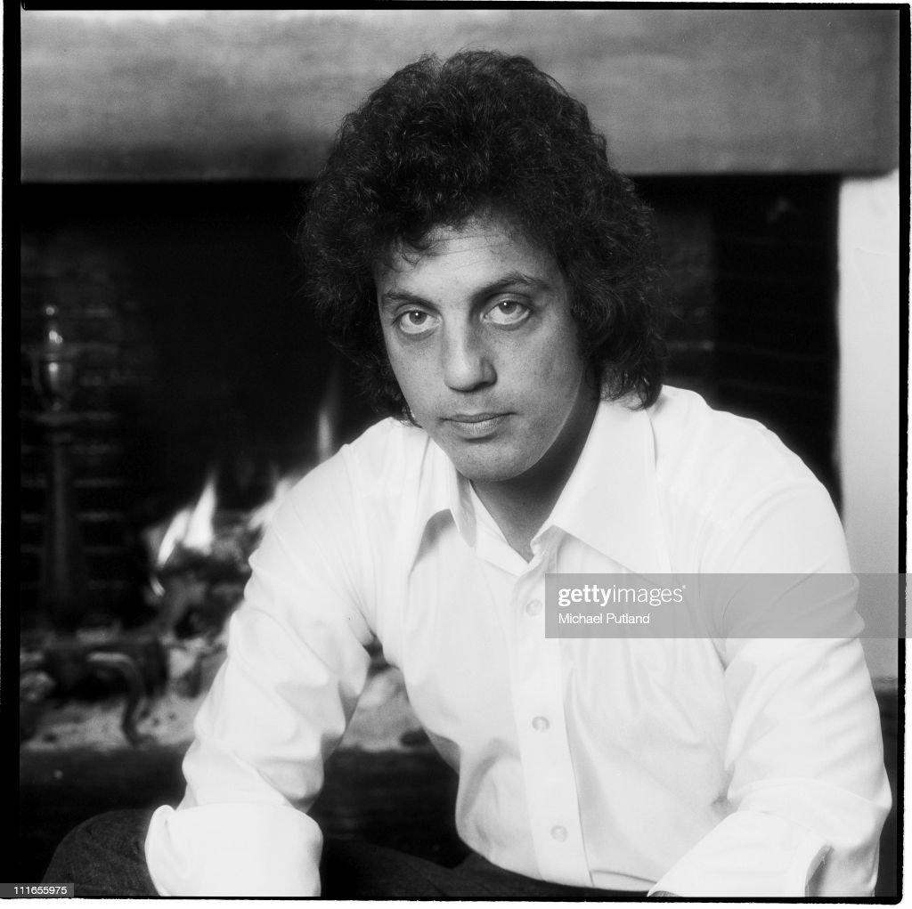 Billy Joel portrait New York January 1978
