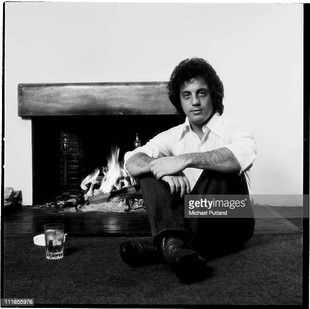 Billy Joel portrait New York January 1978