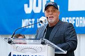 Madison Square Garden Celebrates Billy Joel's 100th...