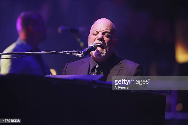 Billy Joel ties Elton John's 'Most Number of Performances By Any Artist' record at Madison Square Garden with his 64th concert when he performs at...