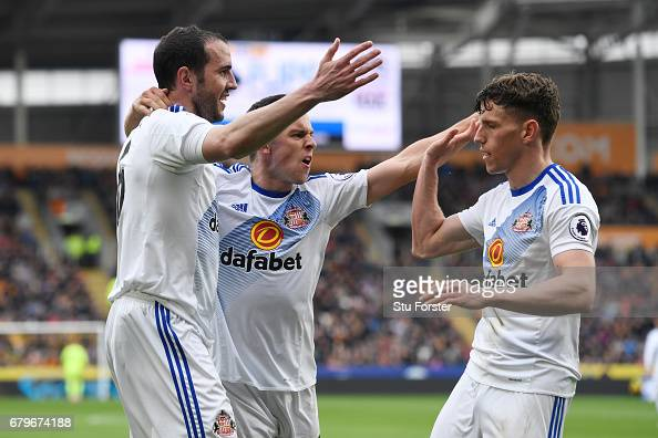 Hull City v Sunderland - Premier League : News Photo