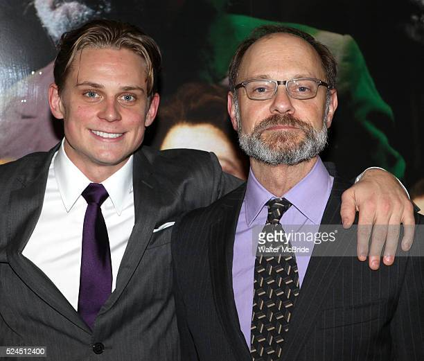 Billy Magnussen David Hyde Pierce attending the Opening Night After Party for the Lincoln Center Theater production of 'Vanya and Sonia and Masha and...