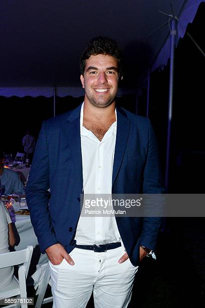 Billy McFarland attends The 23rd Annual Watermill Center Summer Benefit Auction at The Watermill Center on July 30 2016 in Water Mill NY