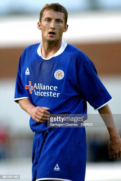 Billy McKinlay Leicester City