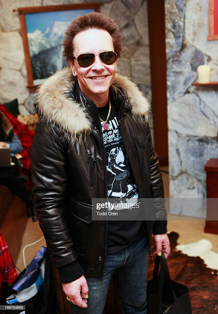 Billy Morrison attends Sears Shop Your Way Digital Recharge Lounge on January 18, 2013 in Park City, Utah.