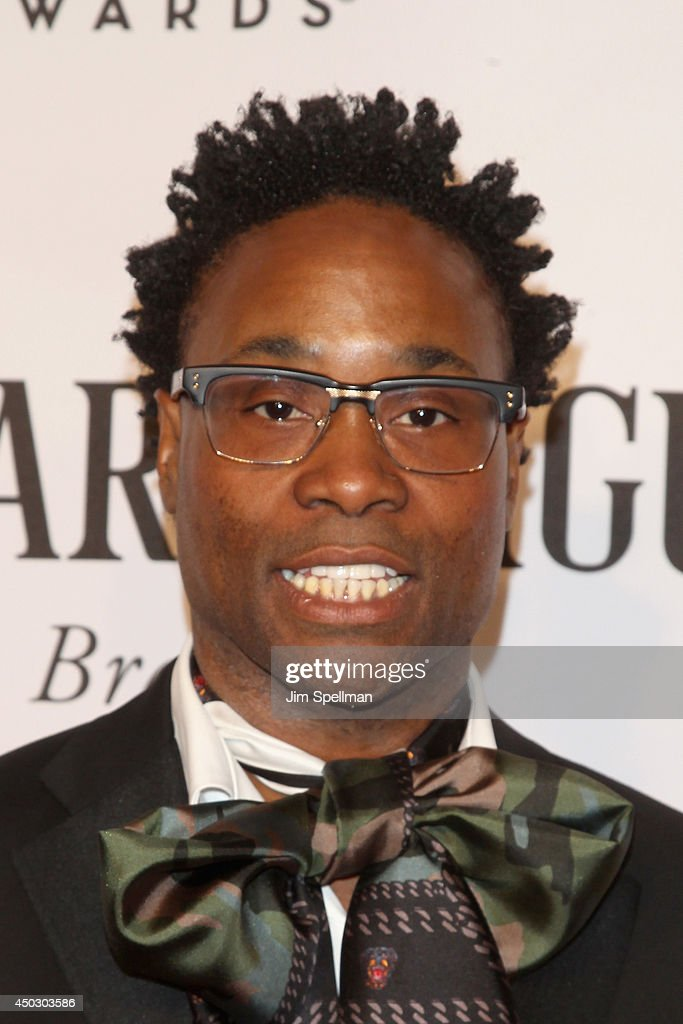 Billy Porter attends the American Theatre Wing's 68th Annual Tony Awards at Radio City Music Hall - billy-porter-attends-the-american-theatre-wings-68th-annual-tony-at-picture-id450303586