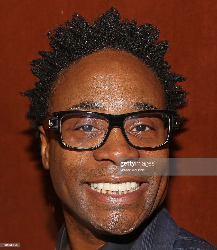 Billy Porter attends the 'While I Yet Live' Meet & Greet at Primary Stages - billy-porter-attends-the-while-i-yet-live-meet-greet-at-primary-on-picture-id455333290