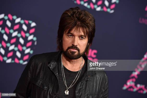 Billy Ray Cyrus attends the 2016 CMT Music awards at the Bridgestone Arena on June 8 2016 in Nashville Tennessee