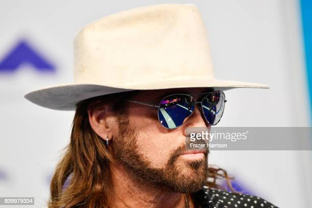 Billy Ray Cyrus attends the 2017 MTV Video Music Awards at The Forum on August 27 2017 in Inglewood California