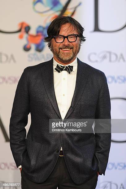 Billy Reid attends the 2014 CFDA fashion awards at Alice Tully Hall Lincoln Center on June 2 2014 in New York City