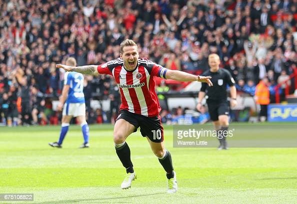 Sheffield United v Chesterfield - Sky Bet League One : News Photo