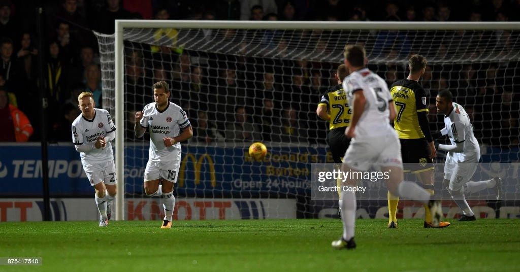 Burton Albion v Sheffield United - Sky Bet Championship
