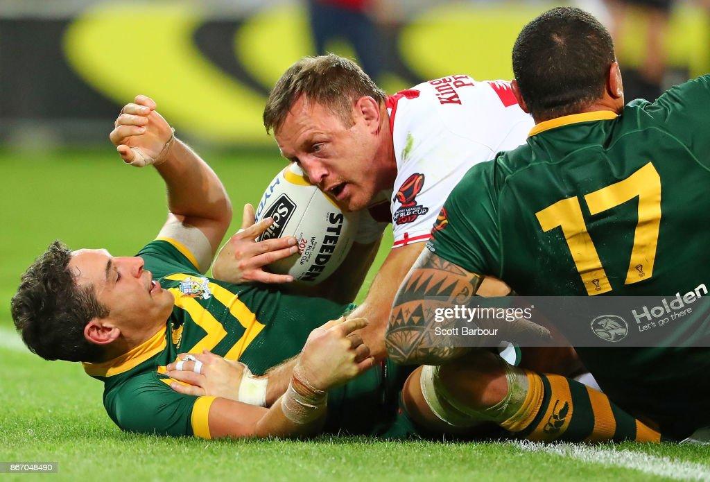 Australia v England - 2017 Rugby League World Cup