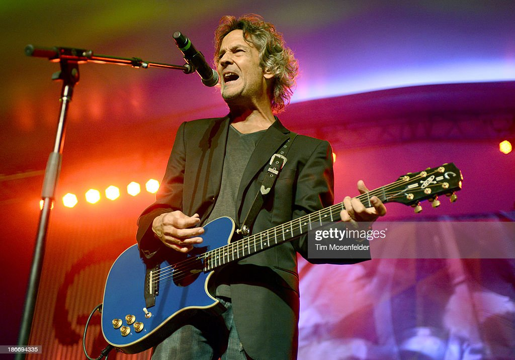 <a gi-track='captionPersonalityLinkClicked' href=/galleries/search?phrase=Billy+Squier&family=editorial&specificpeople=1550991 ng-click='$event.stopPropagation()'>Billy Squier</a> performs as part of the 2013 Voodoo Music Experience at City Park on November 2, 2013 in New Orleans, Louisiana.
