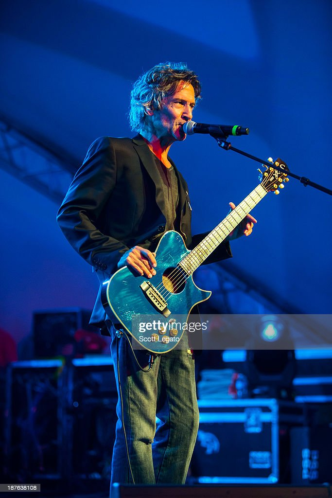 <a gi-track='captionPersonalityLinkClicked' href=/galleries/search?phrase=Billy+Squier&family=editorial&specificpeople=1550991 ng-click='$event.stopPropagation()'>Billy Squier</a> performs at the 2013 Voodoo Music + Arts Experience at City Park on November 2, 2013 in New Orleans, Louisiana.