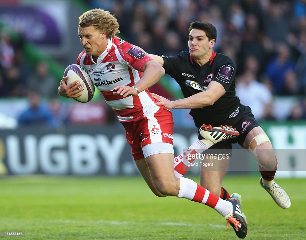 Edinburgh Rugby v Gloucester Rugby - European Rugby Challenge Cup Final