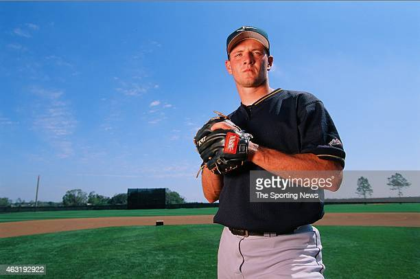 Billy Wagner of the Houston Astros poses for a photo on February 26 1998
