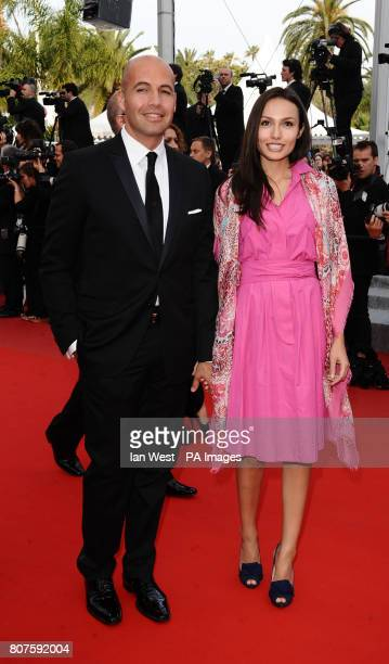 Billy Zane arrives for the premiere of Poetry at the Palais de Festival in Cannes FrancePicture date Wednesday May 19 2010 See PA story SHOWBIZ Cannes