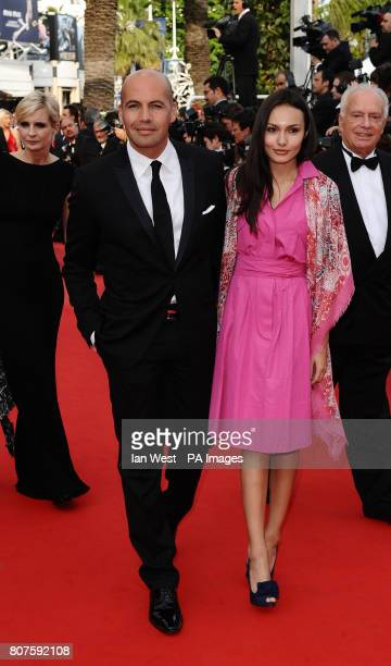 Billy Zane arrives for the premiere of Poetry at the Palais de Festival in Cannes France